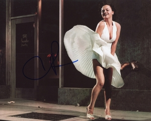 Christina Ricci Signed 8x10 Photo