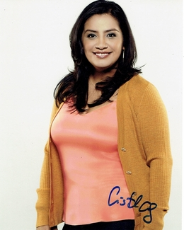 Cristela Alonzo Signed 8x10 Photo