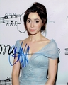 Cristin Milioti Signed 8x10 Photo
