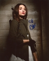 Crystal Reed Signed 8x10 Photo