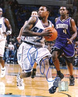 Dajuan Wagner Signed 8x10 Photo