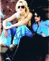 Dakota Fanning Signed 8x10 Photo - Video Proof
