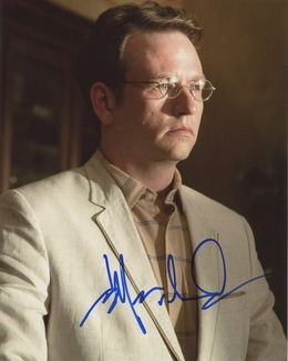 Dallas Roberts Signed 8x10 Photo