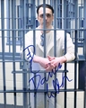 Damien Echols Signed 8x10 Photo - Proof