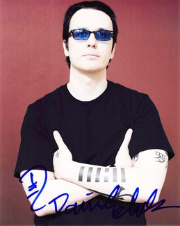 Damien Echols Signed 8x10 Photo