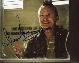 Damon Herriman Signed 8x10 Photo - Video Proof