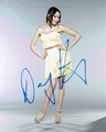 Dania Ramirez Signed 8x10 Photo