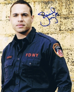 Daniel Sunjata Signed 8x10 Photo - Video Proof