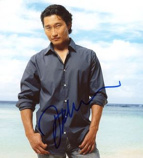 Daniel Dae Kim Signed 8x10 Photo