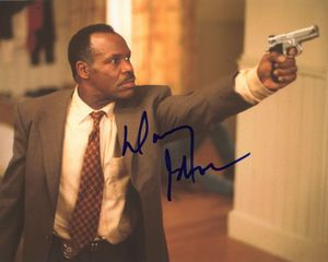 Danny Glover Signed 8x10 Photo