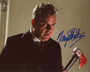 Danny Huston Signed 8x10 Photo
