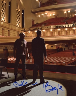 Danny Boyle Signed 8x10 Photo