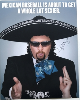 Danny McBride Signed 11x14 Photo - Video Proof
