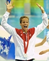 Dara Torres Signed 8x10 Photo - Video Proof