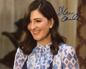 D'Arcy Carden Signed 8x10 Photo