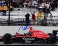 Dario Franchitti Signed 8x10 Photo
