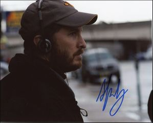 Darren Aronofsky Signed 8x10 Photo - Video Proof
