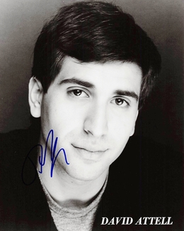 Dave Attell Signed 8x10 Photo