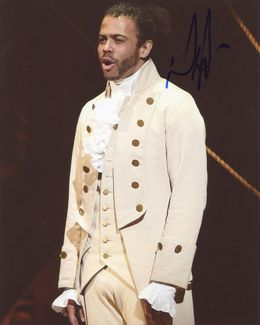 Daveed Diggs Signed 8x10 Photo