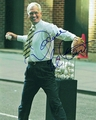 David Letterman Signed 8x10 Photo - Video Proof