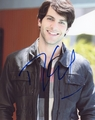 David Giuntoli Signed 8x10 Photo