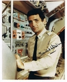 David Hedison Signed 8x10 Photo