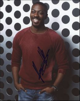 David Ajala Signed 8x10 Photo