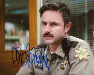 David Arquette Signed 8x10 Photo - Video Proof