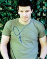 David Boreanaz Signed 8x10 Photo - Video Proof