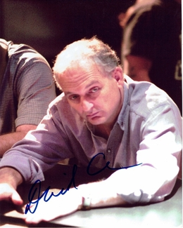 David Chase Signed 8x10 Photo - Video Proof