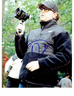 David Dobkin Signed 8x10 Photo - Video Proof