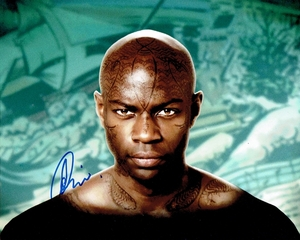 David Gyasi Signed 8x10 Photo