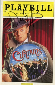 David Hyde Pierce Signed Playbill