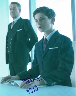 David Mazouz Signed 8x10 Photo - Video Proof