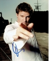 David Boreanaz Signed 8x10 Photo