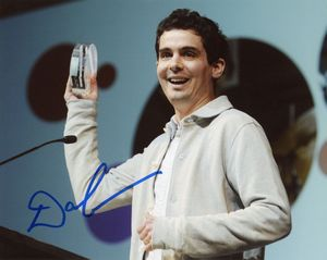 Damien Chazelle Signed 8x10 Photo
