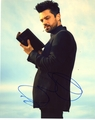 Dominic Cooper Signed 8x10 Photo
