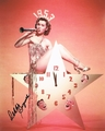 Debbie Reynolds Signed 8x10 Photo