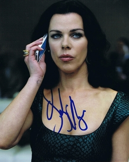 Debi Mazar Signed 8x10 Photo - Video Proof