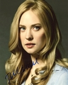 Deborah Ann Woll Signed 8x10 Photo