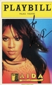 Deborah Cox Signed Playbill