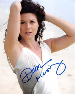 Debra Messing Signed 8x10 Photo - Video Proof