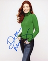 Debra Messing Signed 8x10 Photo
