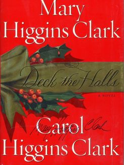 Mary Higgins Clark Signed Book
