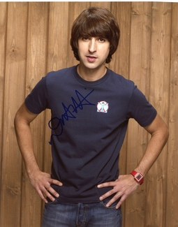 Demetri Martin Signed 8x10 Photo