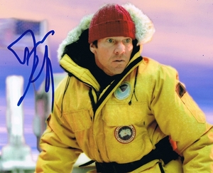 Dennis Quaid Signed 8x10 Photo - Video Proof