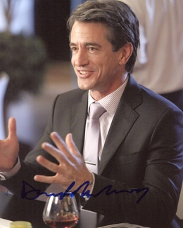 Dermot Mulroney Signed 8x10 Photo - Video Proof