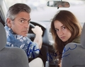 George Clooney & Shailene Woodley Signed 8x10 Photo - Video Proof