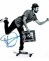 Desmin Borges Signed 8x10 Photo