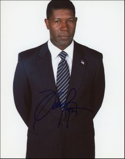 Dennis Haysbert Signed 8x10 Photo
